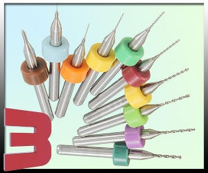 Solid Carbide Top Drill Bit Nozzle Cleaner Set