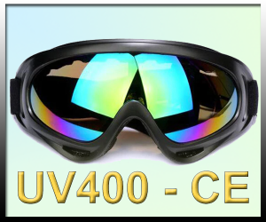 Safety Glasses - UV protection