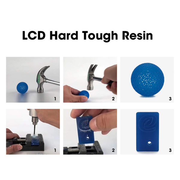 Hard Tough Resin
