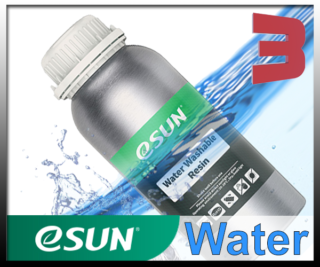 eSun Resin Waterwashable
