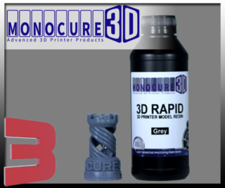 Monocure3D Rapid Grey