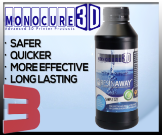 Monocure3D Resin Away